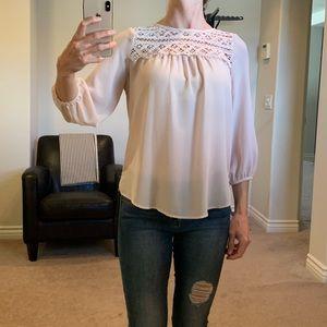 Pale Pink Shirt